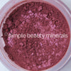 Burgundy Wine Mineral Eyeshadow
