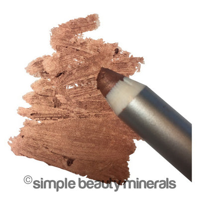 Simple Beauty Minerals - Burnt Apricot Two in One Cream Crayon - simplebeautyminerals.com