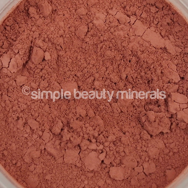 Simple Beauty Minerals - Caress Cheek Color