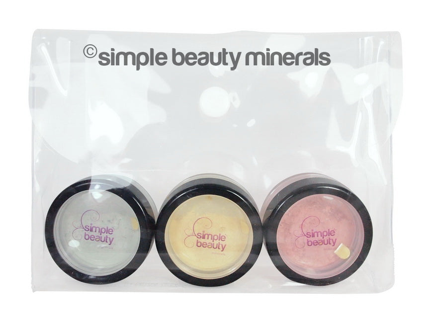 Simple Beauty Minerals - Concealer Wardrobe