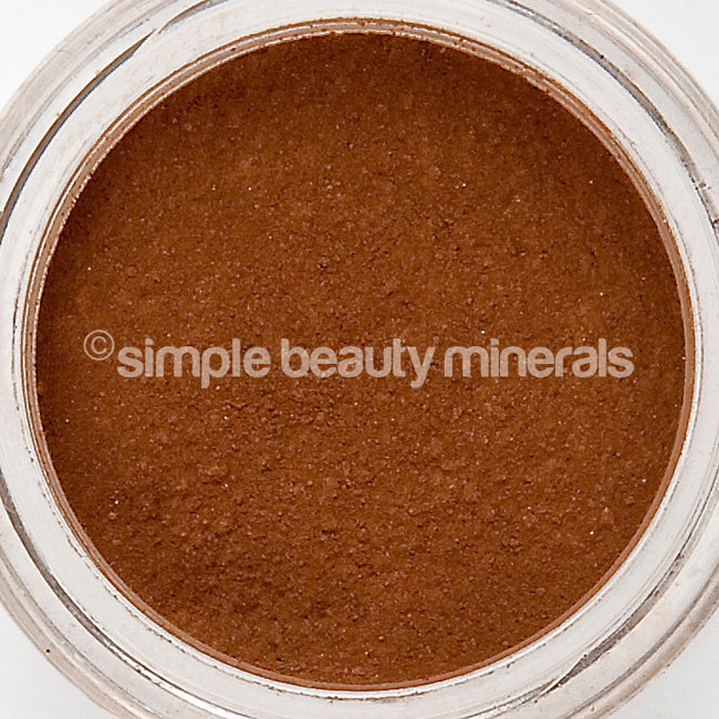 Simple Beauty Minerals - Deep Earth Brow Powder
