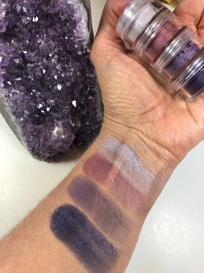 NEW! HOLIDAY! Sugar Plum Mineral Makeup Stacker