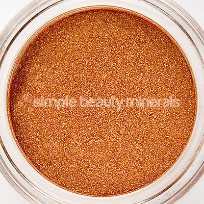 Simple Beauty Minerals - Golden Glam Mineral Eyeshadow 1