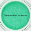 Simple Beauty Minerals - Green Apple Mineral Eyeshadow