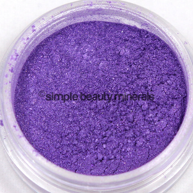 Simple Beauty Minerals - Groovin Grape Mineral Eyeshadow