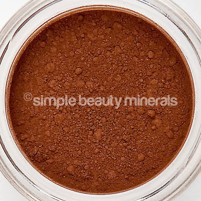 Simple Beauty Minerals - Hot Cocoa Mineral Eyeshadow 1