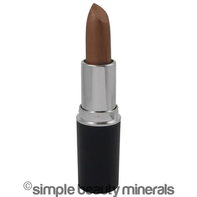 Simple Beauty Minerals - Nutmeg Mineral Lipstick 1