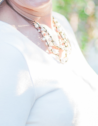 The Pearls All Day Necklace