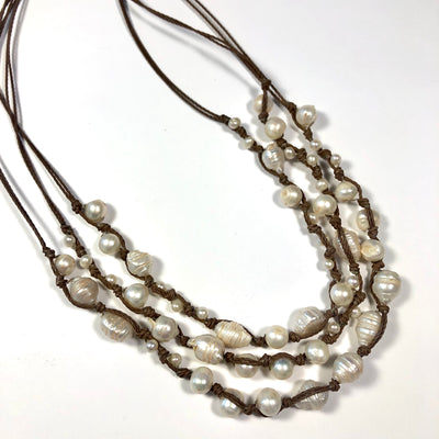 NEW! The Pearls All Day Necklace