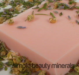 simple beauty minerals - Pink Mineral Complexion Bar