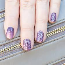 Rule Of Plum Real Nail Polish Strips