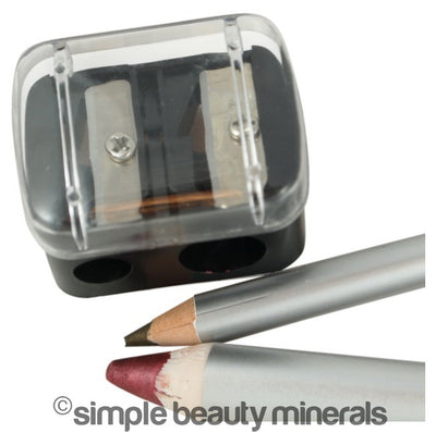 Simple Beauty Minerals - Dual Crayon Pencil Sharpener