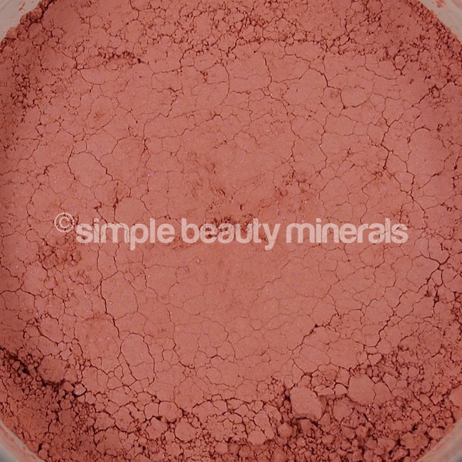 Simple Beauty Minerals - Shell Pink Cheek Color