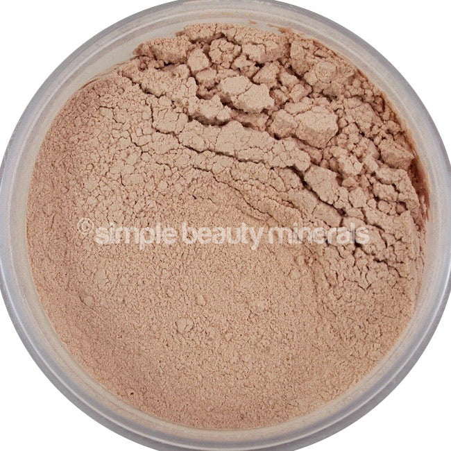 Simple Beauty Minerals - Silk Finish Powder