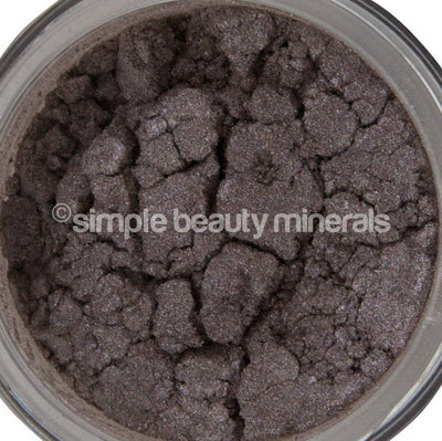 Silver Taupe Mineral Eyeshadow