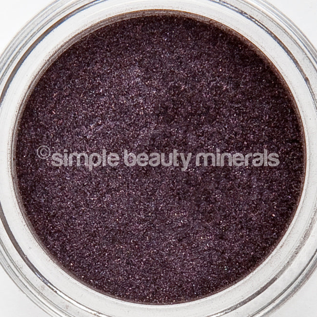 Simple Beauty Minerals - Smokey Plum Mineral Liner