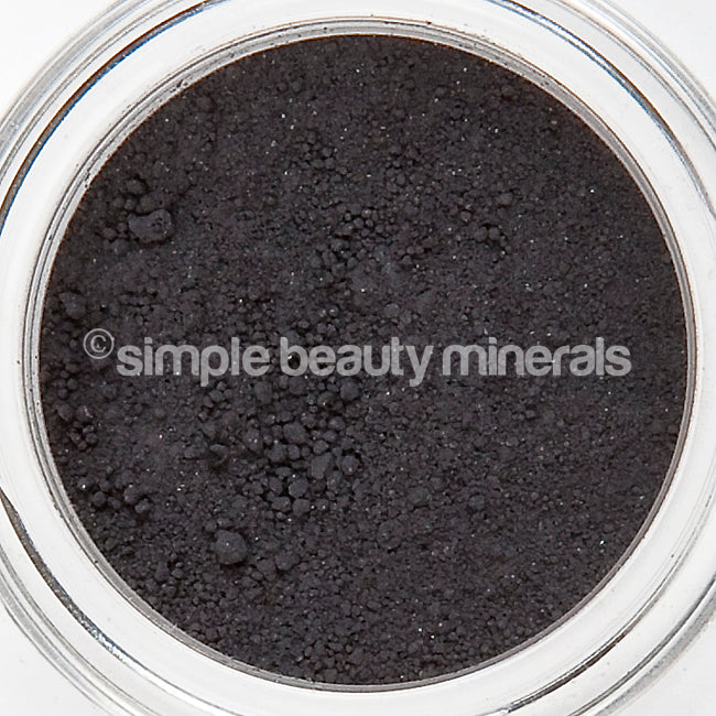 Simple Beauty Minerals - Soft Black Mineral Liner