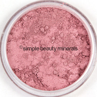Simple Beauty Minerals - Sugar Plum Cheek Color