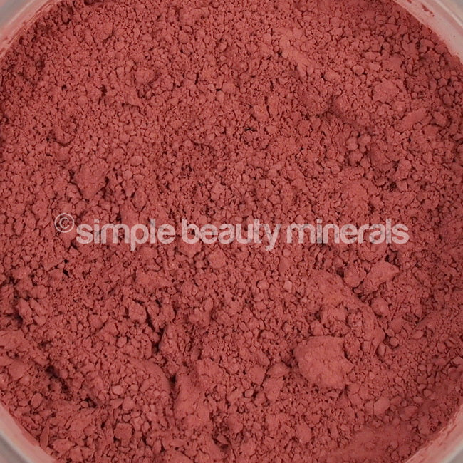 Simple Beauty Minerals - Sweet Rose Cheek Color