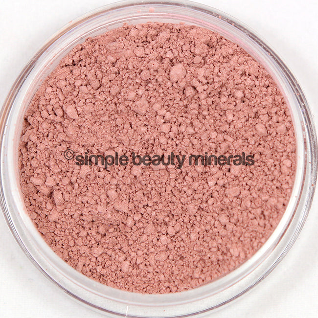 Simple Beauty Minerals - Timid Cheek Color