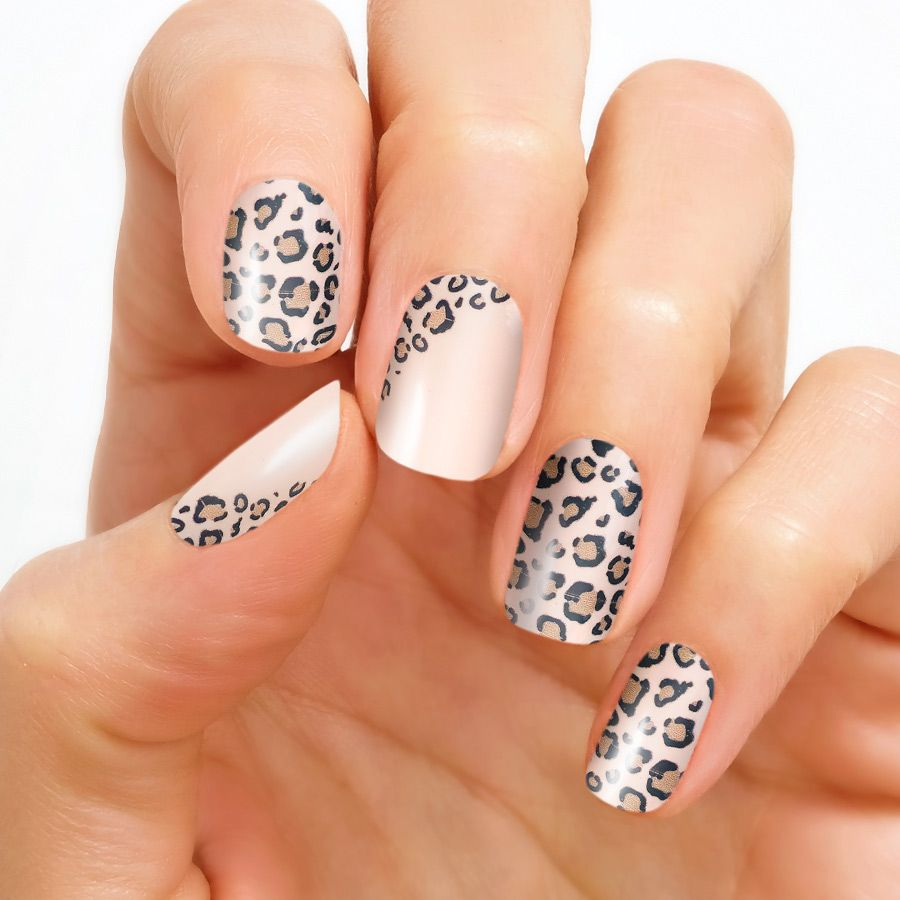 Trend Spotted Real Nail Polish Strips