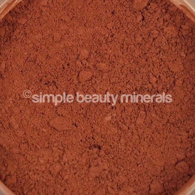 Simple Beauty Minerals - Warm Glow face Bronzer