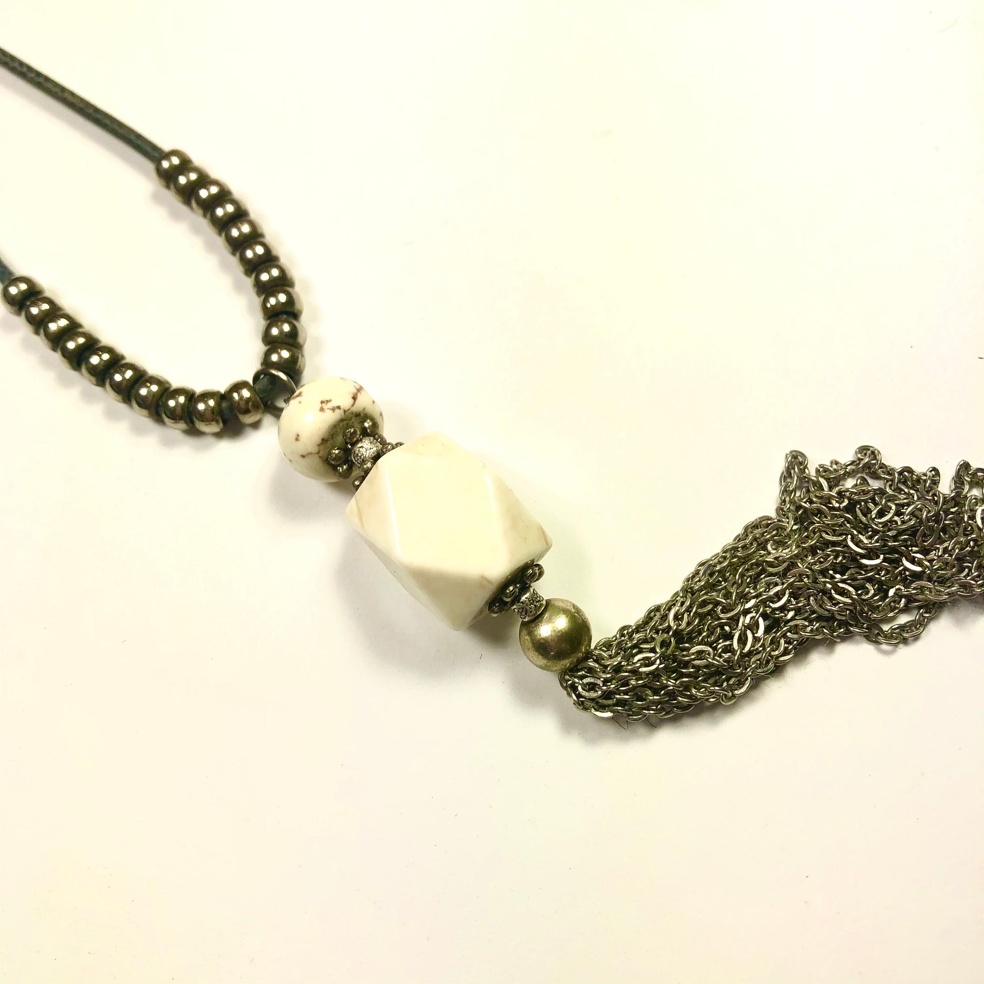 NEW! The Tassel  Necklace