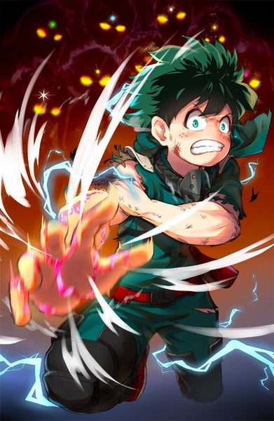BnHA ONE FOR ALL Deku