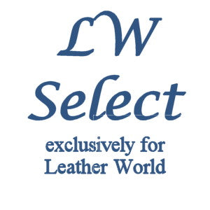 LW Select exclusively for Leather World