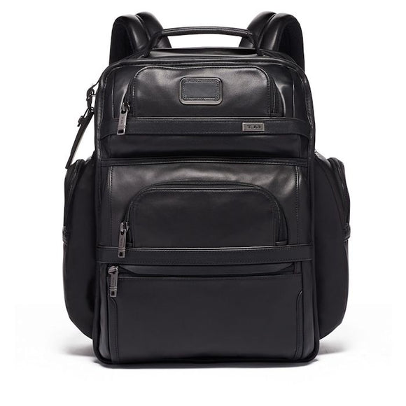 TUMI Brief Pack Leather
