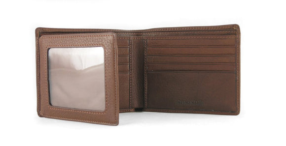 RFID Flipper Billfold Wallet
