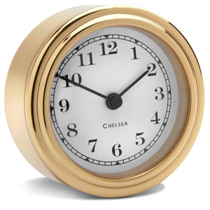 Harwich Brass Desk Clock