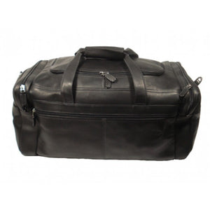 "LW Select Dorado 21"" Carry-On Leather Duffel"