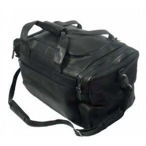 Dorado Small Carry-On Leather Duffel