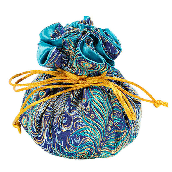 Cathayana Fabric Jewel Bag