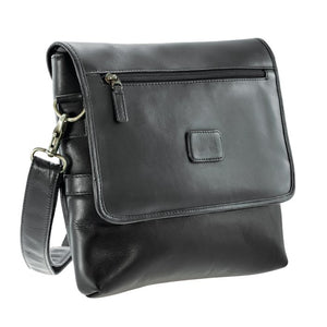 LW Select Daytreker Slim Messenger Bag