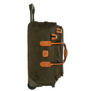 "BRIC'S Life 21"" Carry-On Rolling Duffle Bag"