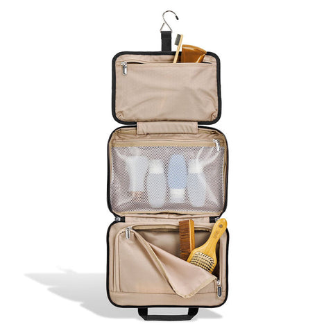 Rhapsody Hanging Toiletry Kit