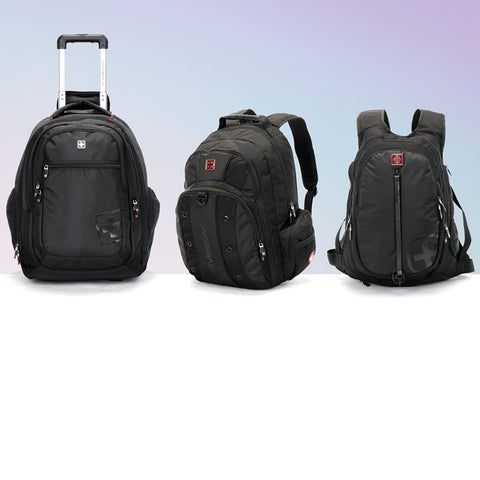 Swiss Bags Blackline Davos Laptop Backpack