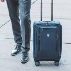 Werks Traveler 6.0 Frequent Flyer Carry-on Spinner