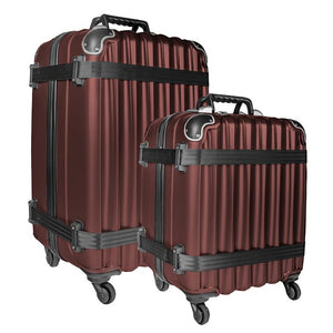 "VinGardeValise® The Grande - 12 Bottle Capacity 27"" Case"