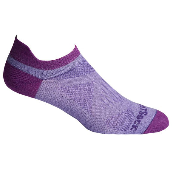 Wrightsock CoolMesh II Blister Blocking Socks Ankle Tab length