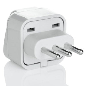 Grounded Adapter Plug - Italy