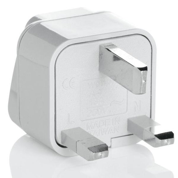 Grounded Adapter Plug - Great Britain
