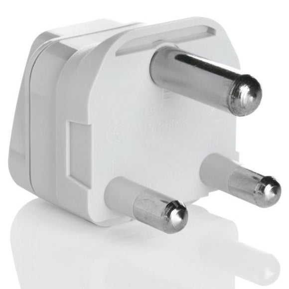 Grounded Adapter Plug - Large, South Africa