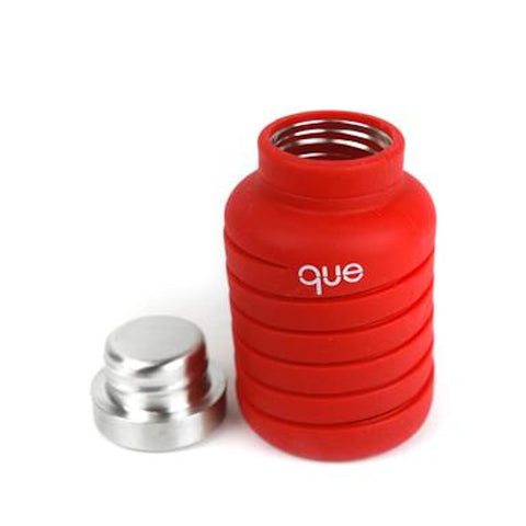 Collapsible Expandable Travel Bottle -que bottle