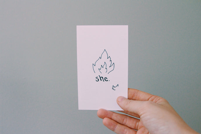 SHE // Poetry Bundle