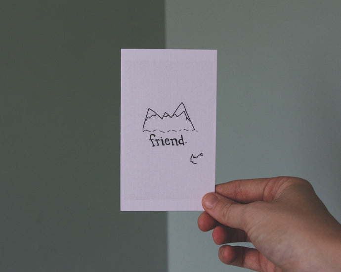 FRIEND // Poetry Bundle