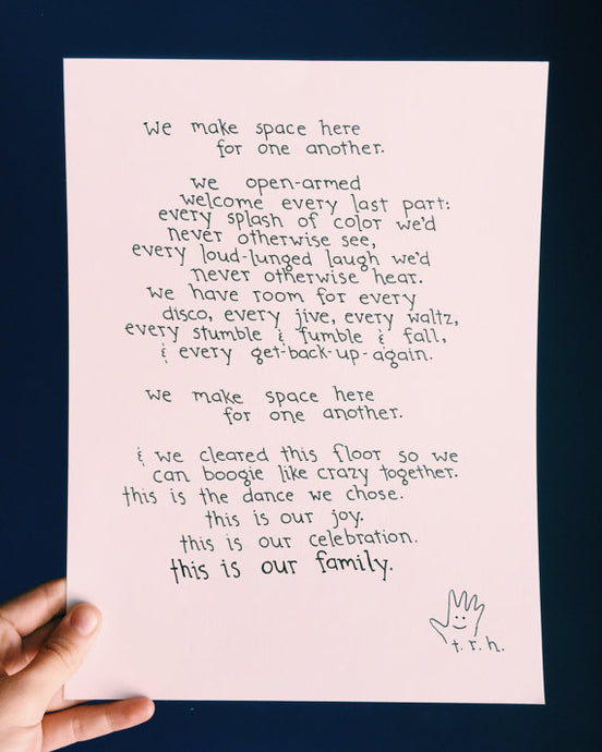 World Adoption Day // Poem