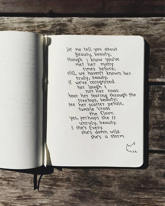 Beauty, Beauty // Poem